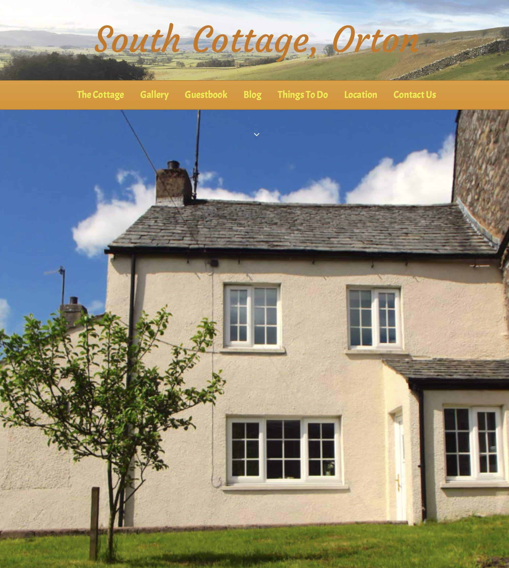 South Cottage Cheap In Lake District Holiday Cottage
